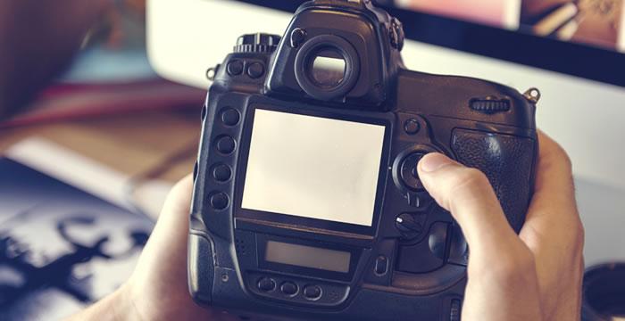 Fotografien und Werbevideos