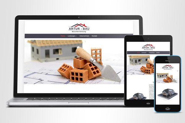 Artur Bau – Homepage