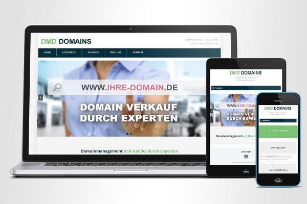 DMD-Domains – Domainmanagement