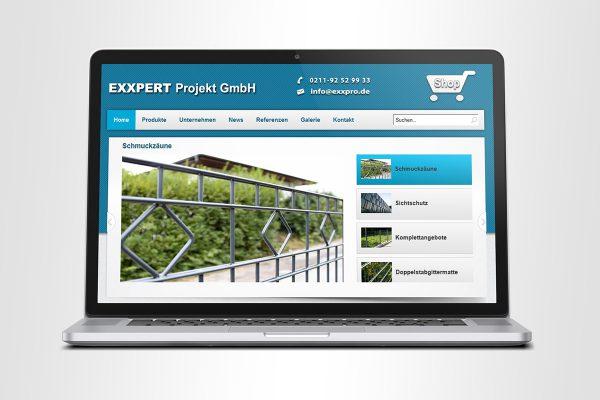 EXXPERT Projekt GmbH – Homepage