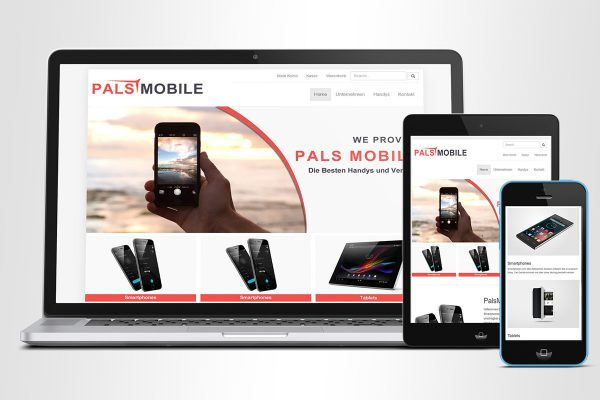 Palsmobile – E-Commerce System