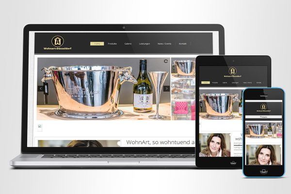 Wohnart Düsseldorf – Onlineshop