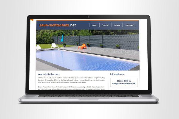 Zaun Sichtschutz – Homepage